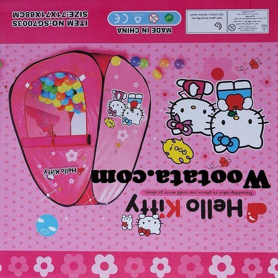 Family Tenda Anak Hellokitty Pink - Daftar Harga Terbaru ... 8aed418d81