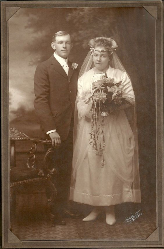 Bride and Groom: