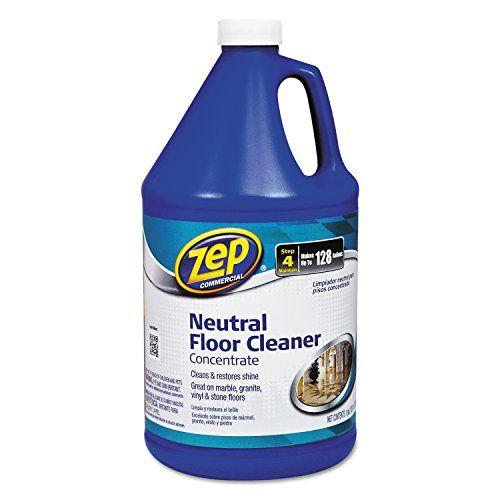 Enforcer ZUNEUT128 128-Ounce Zep Neutral Floor Cleaner Concentrate