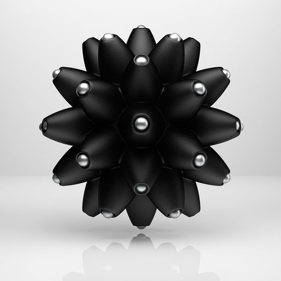 Preparation For Excellence // Dented Spheres on Behance