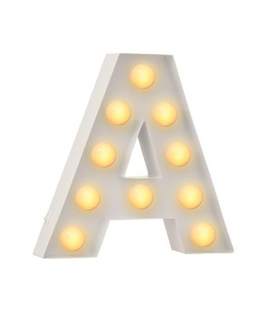 love this letter lamp for a kids room a to z hema kids pinterest kid love this and love. Black Bedroom Furniture Sets. Home Design Ideas