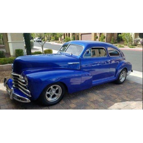 1947 Chevrolet Fleetline Aerosedan For Sale Henderson Nv 89044