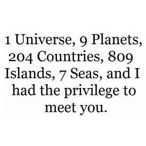 and makes my world a better place