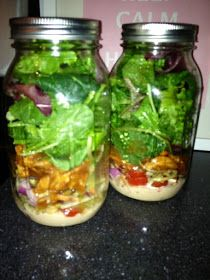 Live...Love... Learn... My attempts at a healthier life : BBQ Chicken Salad