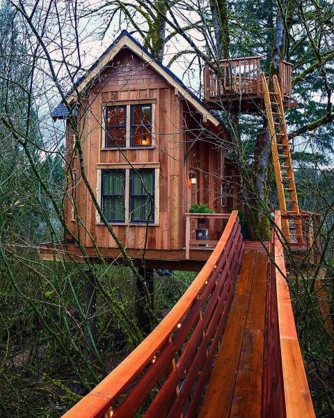 Google Beautiful Tree Houses Tree House Designs Tree House Diy