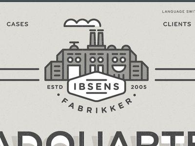 Ibsens Identity Website