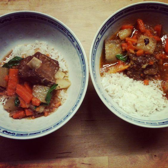 Lemongrass Beef Stew | Eat Real Food | Pinterest | Stew, Beef and Beef ...