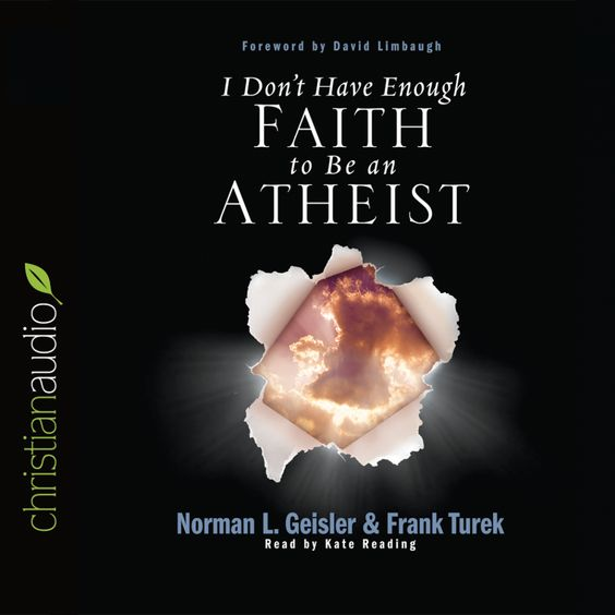 I Don't Have Enough Faith to be an Atheist (February 2016)
