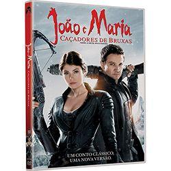 DVD - João e Maria - Caçadores de Bruxas