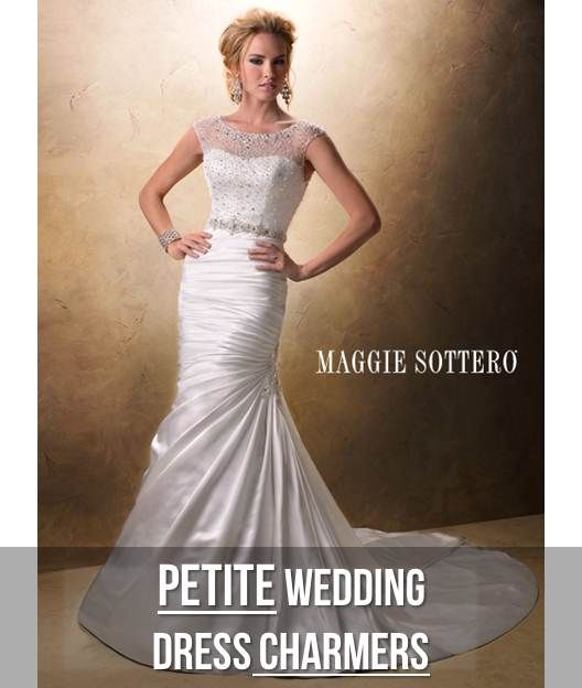 Wedding Dresses For Petite Bodies : Shapes wedding dressses shape dresses petite body the veil