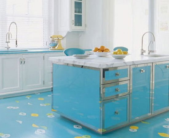 House Beautiful Blue Kitchen Painting Ideas For Kitchens Kitchen Paint Color Ideas