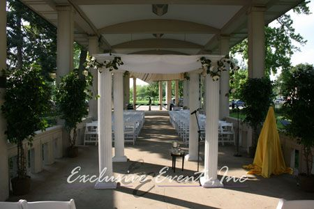 Ceremony Structures | Exclusive Events, Inc.