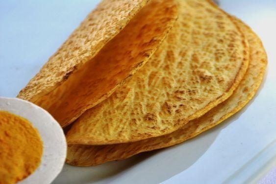 Universo dos Alimentos: Tortilha de milho