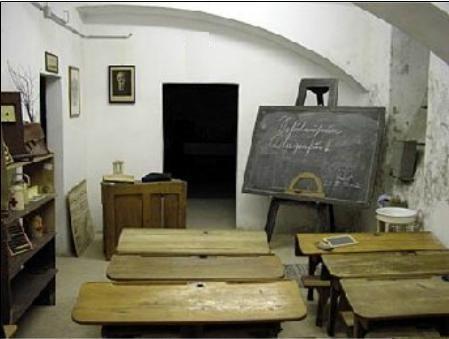 Aula tradicional