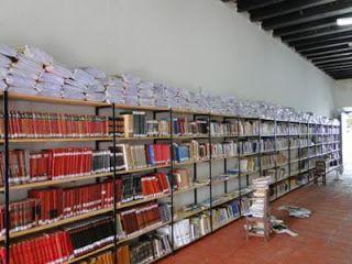 BLOG DO TARSO ARAÚJO: #BIBLIOTECA DE #BARBALHA - #Cariri