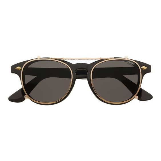 - 100% UV Protection - Metal / Polycarbonate Frame - Polycarbonate Lens - Clip On Lens - Stainless Steel Hinges Sunglasses size: Frame Height: 45mm Frame Width: 140mm Medium Fit