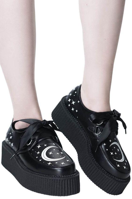 Trendy Platform Shoes