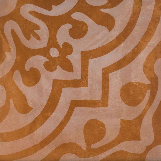 Mediterraneo By Cedir Ceramic Tile Terracotta Reinterpreted Pinterest Color Patterns And Es
