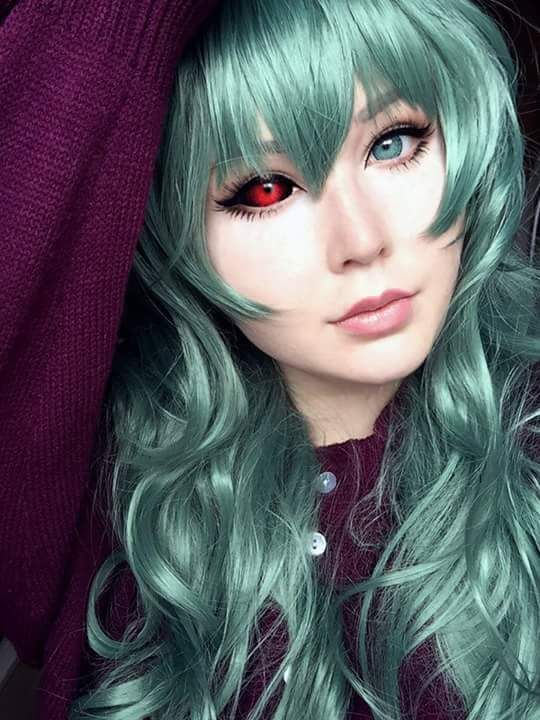 Pinning this just because it's cool looking! Eto || Tokyo Ghoul