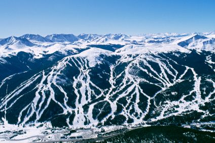 Copper Mountain, CO. My favorite place to skii! :)