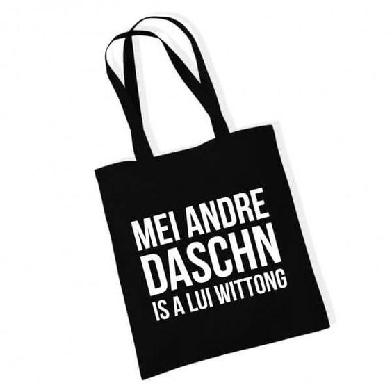 """Tasche """"Lui Wittong"""" schwarz"""