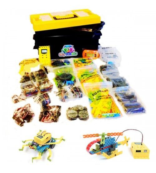 Educational Robotic Kit: STEM Bundle
