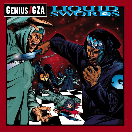 Wu-Tang had alot of dope album covers but this is one of my favorites due to the artwork.: