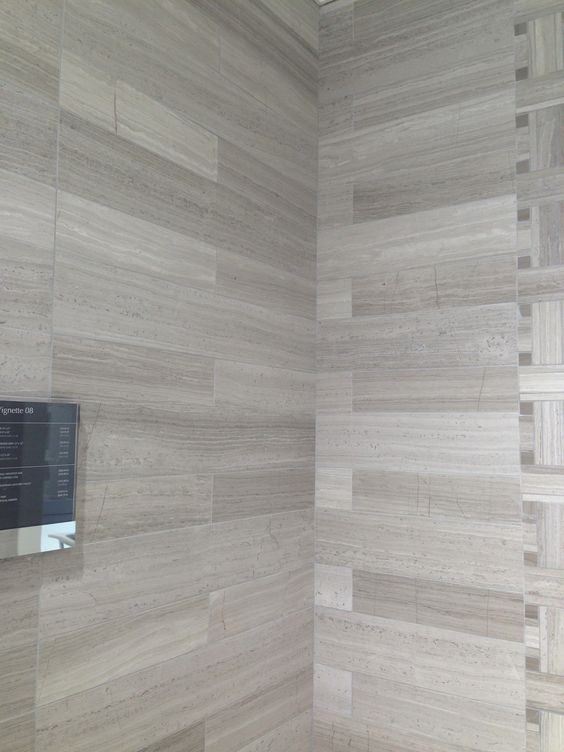 Porcelanosa Gray Shower Tiles Beach House Pinterest Colori
