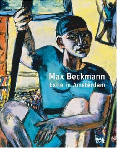 His meteoric success is suddenly interrupted when the National Socialists take over power in 1933. Beckmann is suspended from the Städelschule. The Beckmann hall in the Kronprinzenpalais of the National Gallery is emptied, a planned exhibition in Erfurt is cancelled. Max Beckmann is stigmatized as a degenerate artist, he flees to Amsterdam in 1937 and never come to Germany again .
