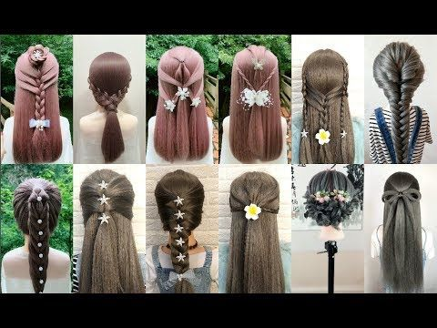 Top 20 Amazing Hairstyles Hairstyle Tutorial Beautiful Hairstyles Compilation Youtube Hair Styles Cool Hairstyles Hair Tutorial