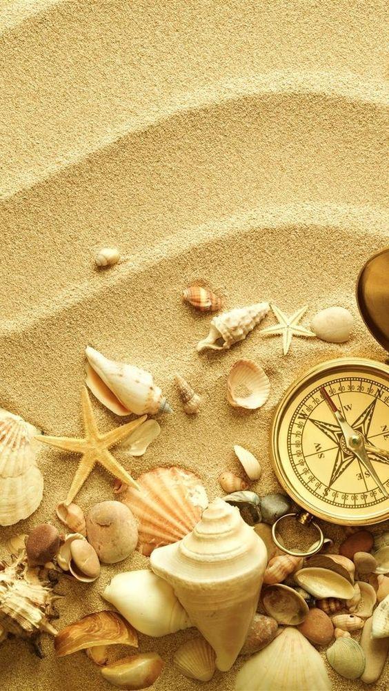 My favorite beach iPhone wallpaper!