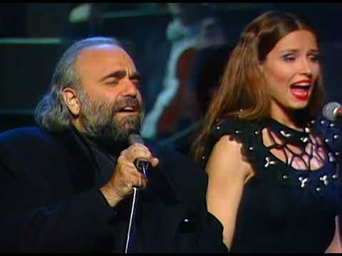 Quando L Amore Diventa Poesia Demis Roussos Live In Concert The Story Of Demis Roussos From Bratislava Musica Linda Shows Cantores