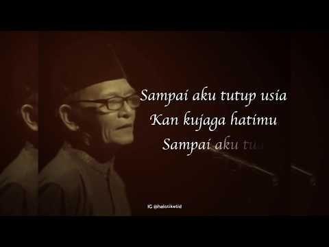 Zawawi Imron Puisi Rindu Youtube Kata Kata Indah Puisi Lagu