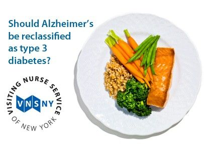 The Connection Between Carbohydrates and Alzheimer's. Should #ALZ be reclassified as T3 Diabetes?