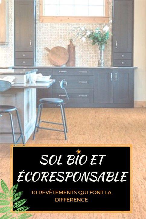 Sol Bio Et Ecoresponsable 10 Revetements Qui Font La Difference Linoleum Naturel Revetement Sol Et Revetement