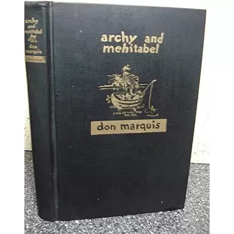 Amazon.com: archy and mehitabel: Books