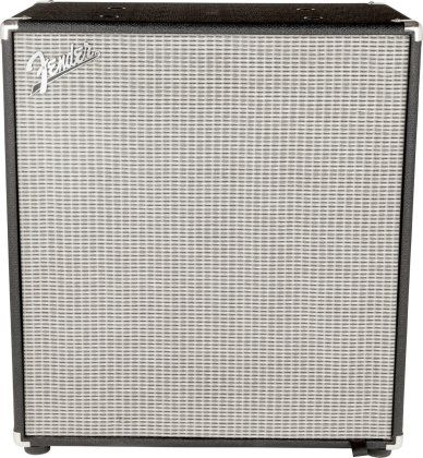 Fender Rumble V3 4x10 Bass Speaker Cabinet 1000 Watts 4x10 Guitar Cabinet Bass Guitar Bass Amps
