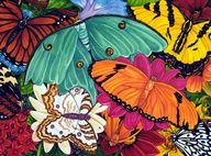 This Butterfly Painting Benefits The Coalition For Pulmonary Fibrosis