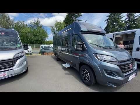 Dreamer Camper Van Xl Limited Model 2021 Reisemobile Hartmann Youtube In 2020 Reisemobil Sky View Camper
