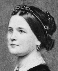 Mary Todd Lincoln was a handful...but Lincoln loved her.