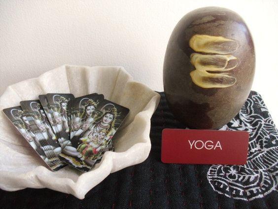 Shiva mini meditation oracle cards, mindfulness set, meditation cards, yoga…