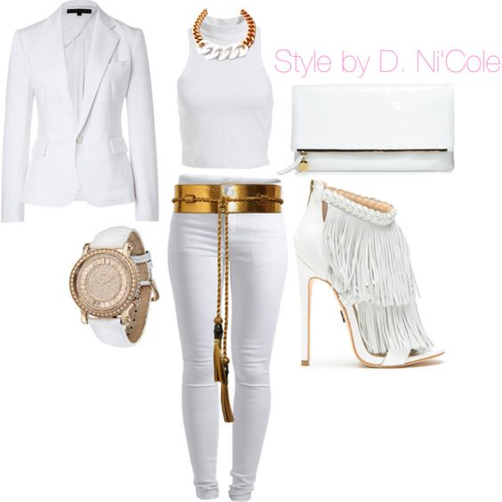 A fashion look from July 2014 featuring Bardot tops, Ralph Lauren Black Label blazers and Pieces. Browse and shop related looks.