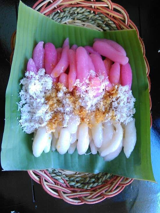 Resep Membuat Cenil Kenyol Kenyal Resep Masakan Indonesia Resep Resep Masakan