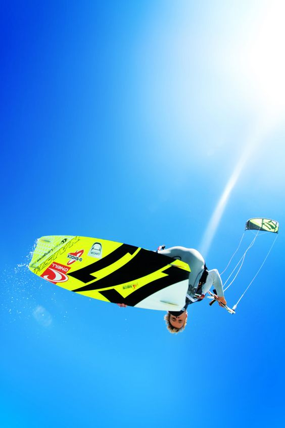 kitesurfen Kevin Langeree