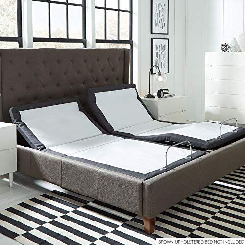 Adjustable Bed Frame With Head Tilt Massage Anti Snore Zero