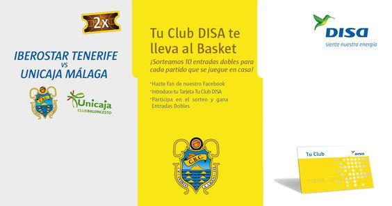 Tu Club DISA te lleva al Basket Jornada 19