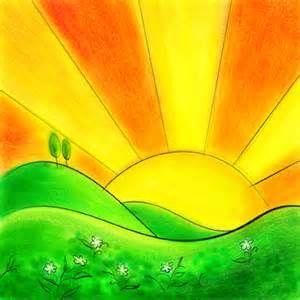 Morning Sunrise Clip Art - Bing Images | sunsets ...