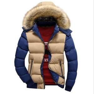 2019 Men Winter Warm Duck Down Jacket Coat Puffer Tops Thicken Outerwear Xmas