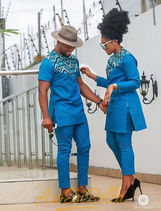 Plain And Pattern Ankara Styles For Couples | African men fashion, African  attire for men, African clothing for men