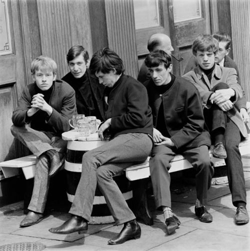 So young ❤ The Stones